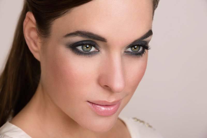 maquillage yeux sourcils bio et naturel