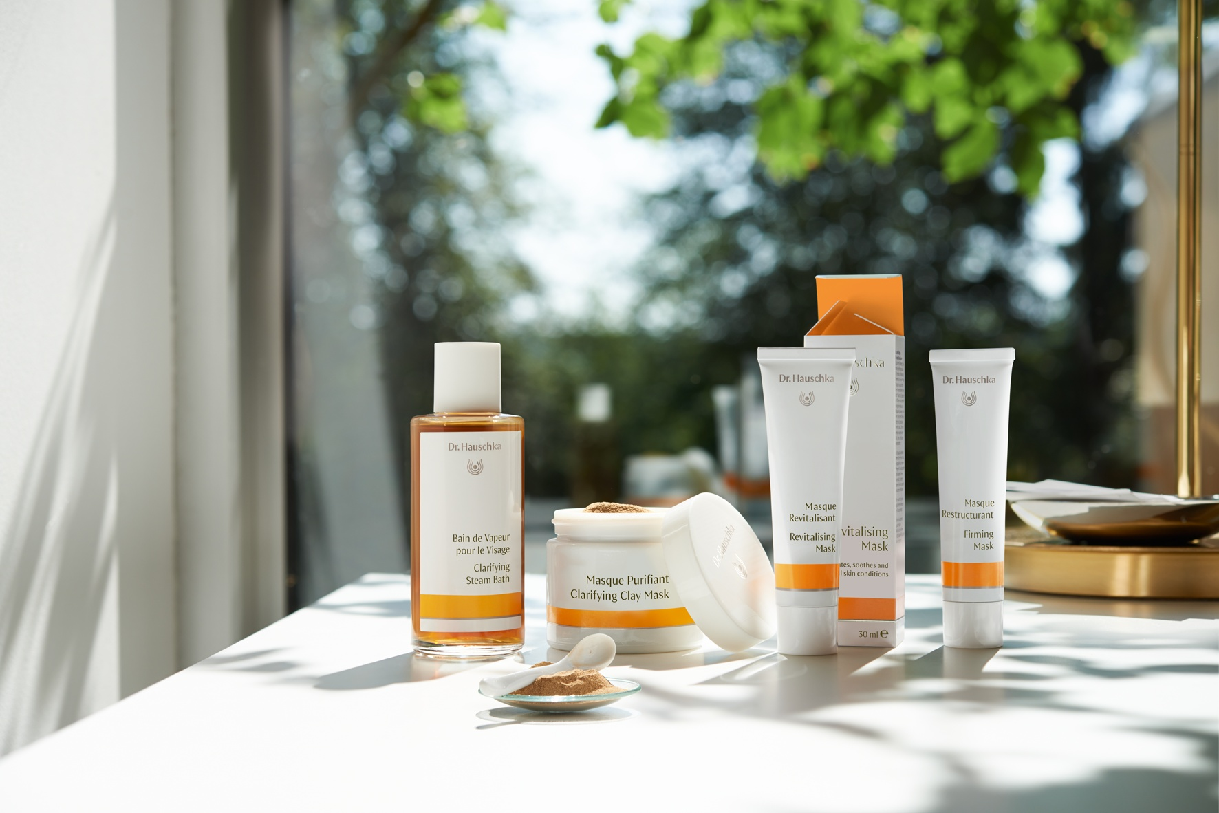 Produits de beauté Dr. Hauschka bio vente en ligne Les fées du bien-être