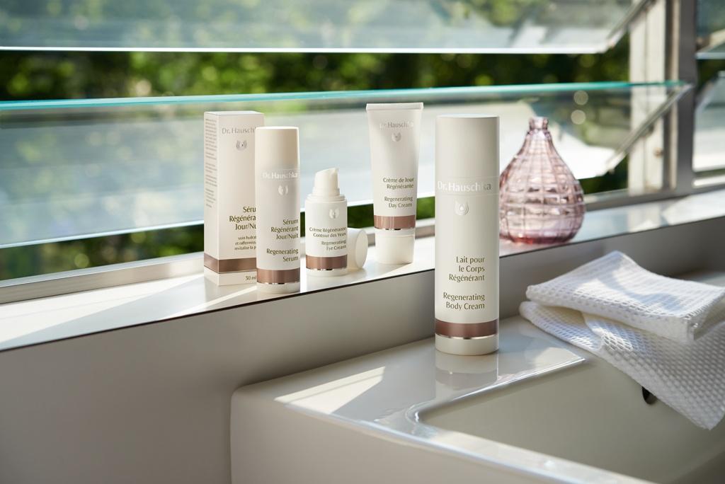 Produits cosmétiques Dr. Hauschka bio vente en ligne Les fées du bien-être